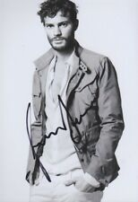 "JAMIE DORNAN ""Shades of Grey""  Foto 13x18 signiert IN PERSON Autogramm signed"