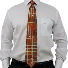 WORLD'S MOST REALISTIC BASS GUITAR NECK TIE!!!!!! Free International Postage