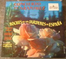 "Album By Yepes & Soriano, ""Rodrigo: Concerto De Aranjuez"" on Alhambra in E+ Cond"