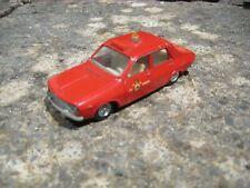 Vintage - Renault 12 S Bomberos - 1/43 Auto Pilen