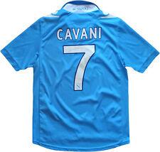 maglia Napoli Cavani 2011 2012 home Jersey Macron S MSC Nuova Scudetto