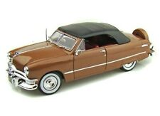 1950 FORD BROWN/BRONZE 1:18 DIECAST MODEL CAR BY MAISTO 31681