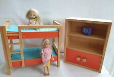 Nº 348 Bodo Hennig table ovale 1:10 Poupée Poupées Chambre poupées tubes meubles