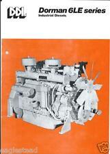 Equipment Brochure - Dorman - 6Le series - Industrial Diesel Engine (E2663)