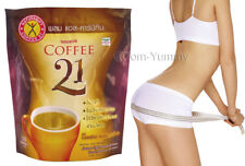 Naturegift 21 Instant Coffee Slimming Fitness Body Beauty Lose Weight 10 Sachets