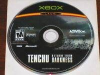 Tenchu: Return From Darkness - Original XBOX Game