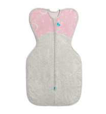 Brand new Love to dream swaddle up warm 2.5 tog pink` medium 6 kg to 8.5 kg