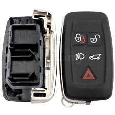 Smart Remote Key Case SHELL Fob 5 Button for Land RANGE ROVER SPORT EVOQUE LR4