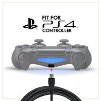 2M Micro USB Charger Cable for Playstation 4 PS4 Dualshock 4 Wireless Controller