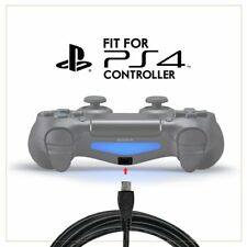 2 M Micro USB Cable Cargador Para Playstation 4 PS4 Dualshock 4 Wireless Controller