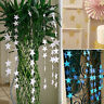 Hanging Paper Stars Garlands Wedding Party Birthday Baby Shower Table Decoration