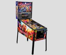 NIB Iron Maiden Pro Pinball machine Authorized Stern Dealer