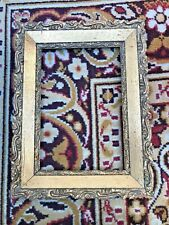 More details for early 1900s quality ornate gilt picture frame !
