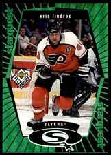 1998-99 UD Choice StarQuest Green Eric Lindros #SQ28
