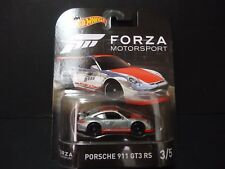 Hot Wheels Porsche 911 GT3 RS Forza DMC55-956E 1/64