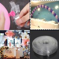 5M Balloon Connect Chain Balloon Arch Tape Balloon Decorating Strip Plastic