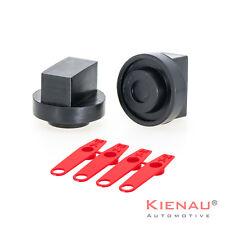 Set 2 x Wagenheber Adapter Gummi Auflage für Mercedes + Reifenkennzeichnungsset