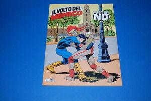 MISTER NO 136 Il Volto del Nemico , Sergio Bonelli Editore.