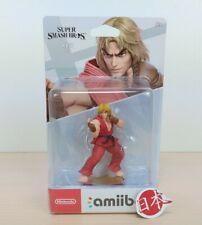 NEW SEALED Nintendo Amiibo Ken Super Smash Brothers Series FREE SHIPPING AIR