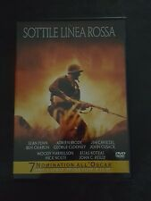 La sottile linea rossa (1997) DVD