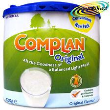 Complan Original Nutrition Vitamin Supplement Protein Energy Drink 425g