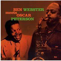 Been Webster Meets Oscar Peterson - Ben & Oscar Peterson Webst (2010, Vinyl New)