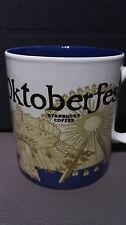 Starbucks City Mug Oktoberfest 2016 Global Icon Series 16OZ