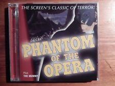 Phantom of the Opera Plus The Mummy