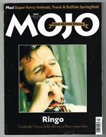Mojo Magazine No.92 July 2001 mbox971 Ringo - Super Furry Animals - Travis