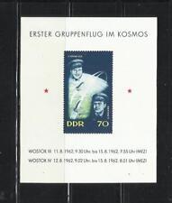 ALEMANIA, (D.D.R.). Año: 1962. Tema: ESPACIO.