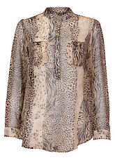 Animal Print Casual NEXT Tops & Shirts for Women