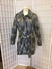 Sánakos Woman coat leather animal Imitation size M new