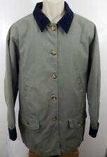 Cherokee mens raincoat size large 1172