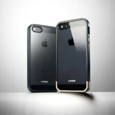 Case Spigen SGP Linear Metal Crystal for iPhone 5S 5 SE - METALSLATE - SGP10044