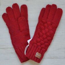 PEPE JEANS LONDON GIRL HANDSCHUHE STRICK GLOVES BECKY NEU Gr. L ca. 10-14 Y