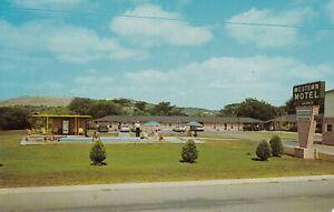 KERRVILLE TX Western Motel Water Street