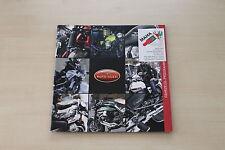 167576) Moto Guzzi - Modellprogramm - Prospekt 2011
