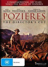 POZIERES (DVD, 2016)   The Director's Cut AUSTRALIAN WAR MOVIE NEW AND SEALED
