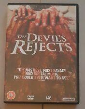 The Devil's Rejects - UK PAL Region 2 DVD (2005)
