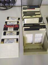 "BBC Micro / Master 5.25"" Disc 60 disk bundle 100 games 5 retail Repton"