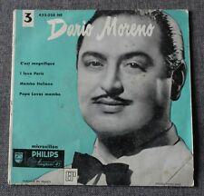 Dario Moreno, c'est magnifique + 3,  EP - 45 tours