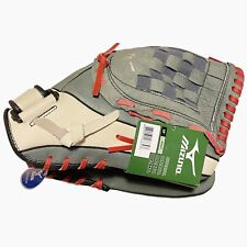 "Mizuno 13"" Adult Leather Softball Glove Professional Model Right Hand Throw, New"