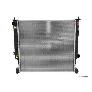One New Behr Hella Service Radiator 376781561 2515000303 for Mercedes MB