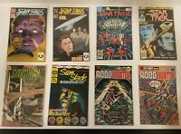 Lot Of 25 Vintage 80's Comic Books Marvel, DC, Eagle & More Very Good Condition