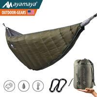 Ayamaya Full Length Hammock Underquilt Under Quilt Blanket Camping Hiking Warm