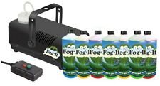 FOG-IT DEODORISING 7 REFILL SANITISING FOGGER MACHINE VALETING PRODUCTS V27