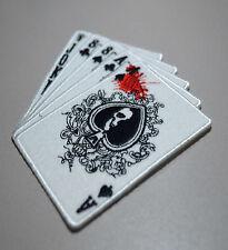 3º PANZER WOFFEN DEATH'S HAND SKULL TOTENKOPF vel©®Ø ACE-8th DEADMAN's HAND