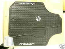 NEW FORD MERCURY TRACER FLOOR MATS EBONY 1994 1995 1996