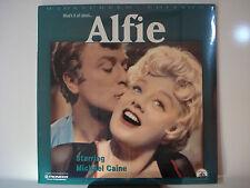 Alfie 1966 LTBX Laser Disc NEW Michael Caine - Shelley Winters - Denholm Elliot