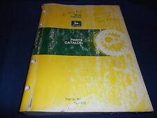 John Deere 8640 Tractor Parts Book Manual Pc-1636
